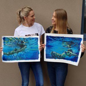 STORIES & MEMORIES: SINK BACK INTO THE OCEAN (2017)