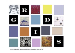 GRIDS @ THE VINES CAFE, DIAMOND CREEK, 2 DECEMBER 2017 TO 31 JANUARY 2018