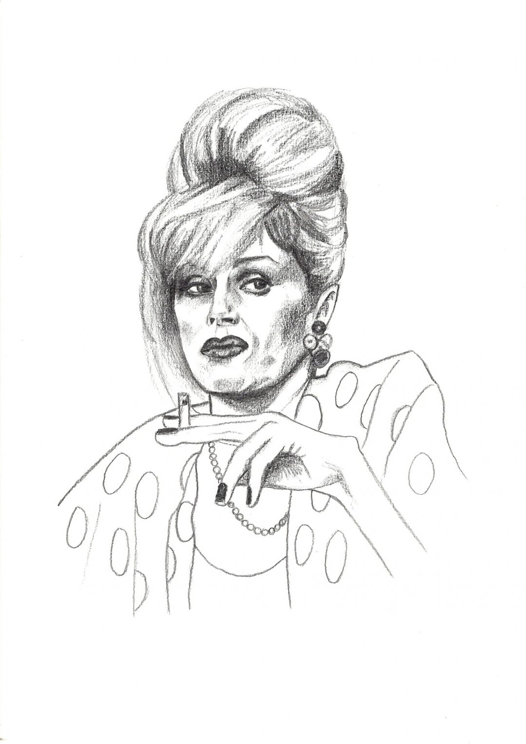 PATSY STONE (ABSOLUTELY FABULOUS)