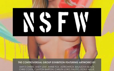 NSFW @ BSIDE GALLERY, 27 FEBRUARY TO 4 MARCH 2018