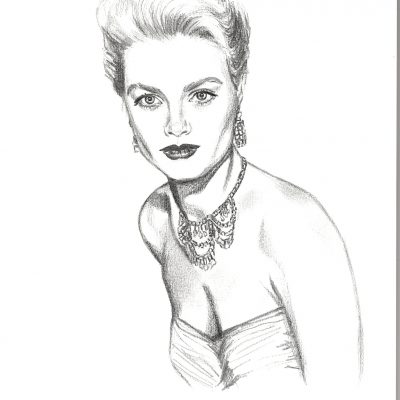 GRACE KELLY (A4)
