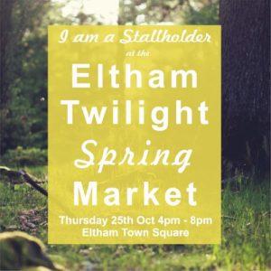 ELTHAM TWILIGHT SPRING MARKET - 25 OCTOBER 2018