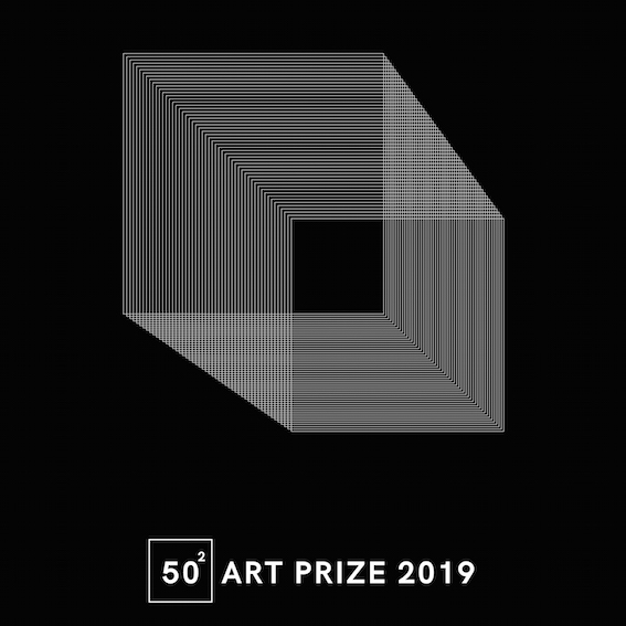 FIFTY SQUARED ART PRIZE, 3 – 24 JANUARY 2019 @ BRUNSWICK STREET GALLERY